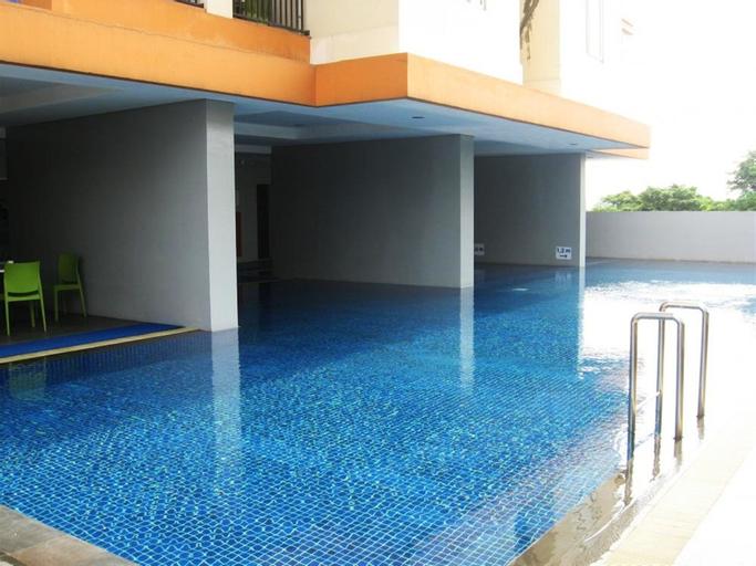 Simple 3BR The Boutique Apartment Kemayoran, Jakarta Pusat
