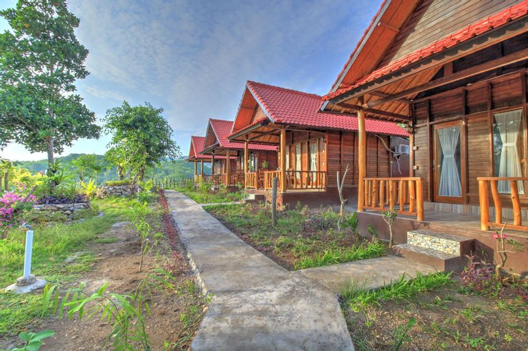 Ayu Hill Bungalows, Klungkung