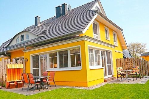 Ferienhaus Mein Panama - [#21804], Vorpommern-Rügen