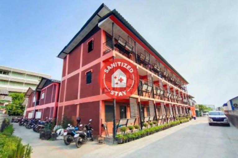 OYO 560 Chang Hostel Suvarnabhumi, Lat Krabang