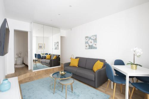 Stylist and cosy appartement in Montparnasse, Paris