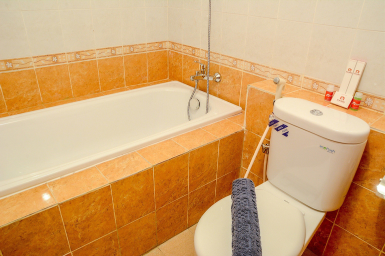 Best 3BR Apartment Grand Palace Kemayoran with Free Parking By Travelio, Jakarta Pusat