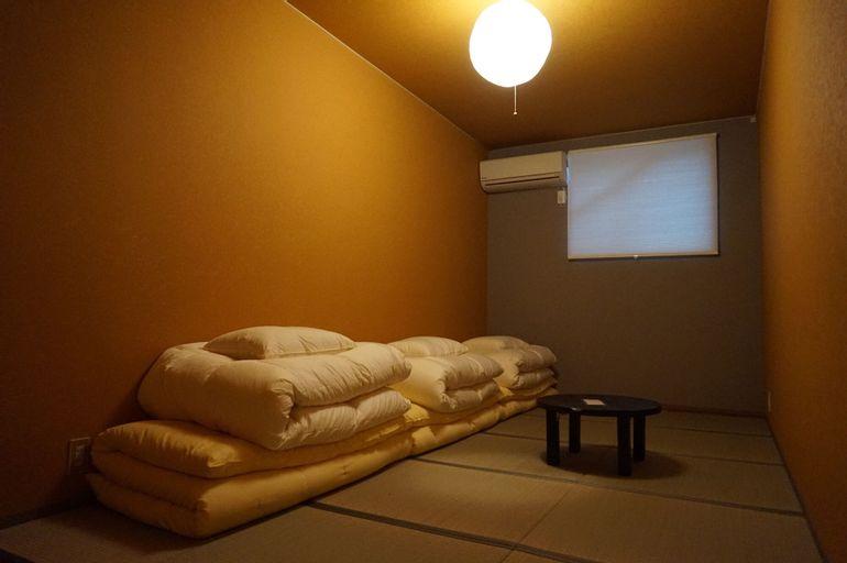 UNI Hostel, Osaka