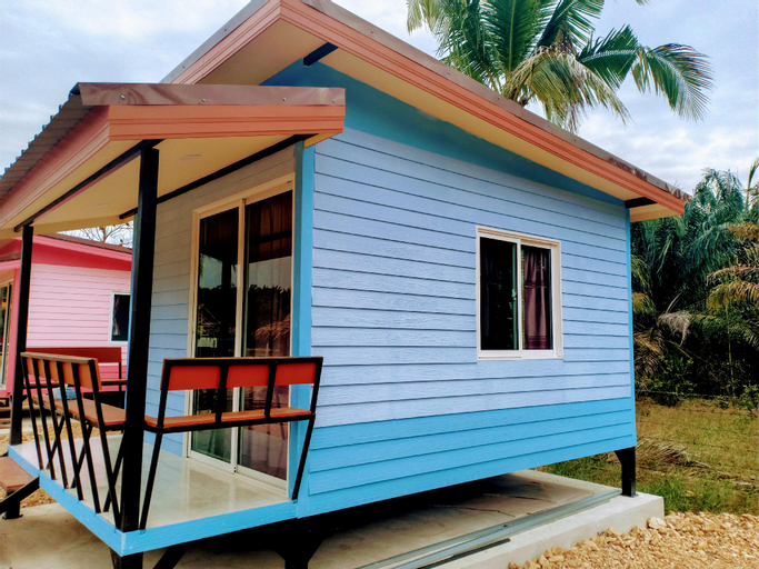 Win Gray Homestay Villa - Blue, Pathiu