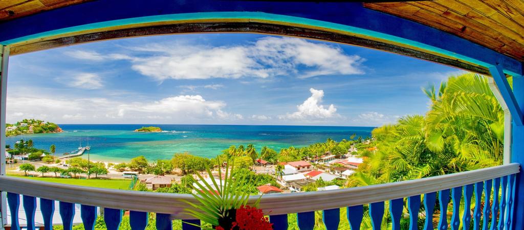 Hotel Le Manguier, La Trinité