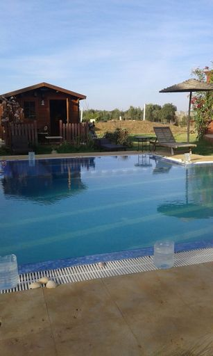 Villa With 3 Bedrooms in Oulad Hriz, With Private Pool and Furnished G, Settat