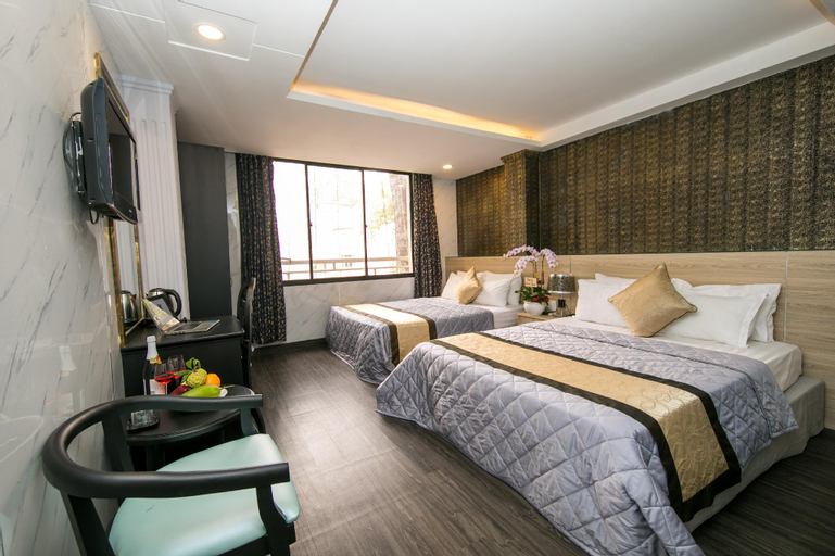 Nouveau Happy Inn, Quận 1