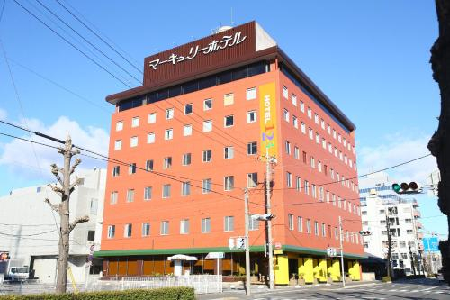 HOTEL1-2-3Maebashi Mercury, Maebashi