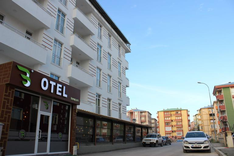 Borapark Hotel, Merkez