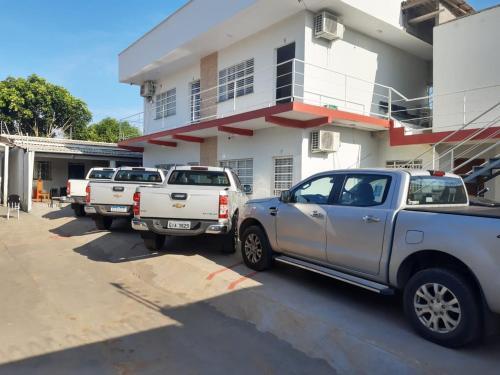 Acesso rapido turismo Pousada de luxo - Apartamento Mobiliado 3, Boa Vista
