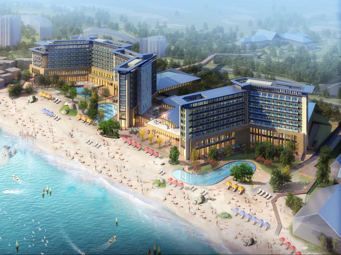 Club Med Joyview Golden Coast, Qinhuangdao