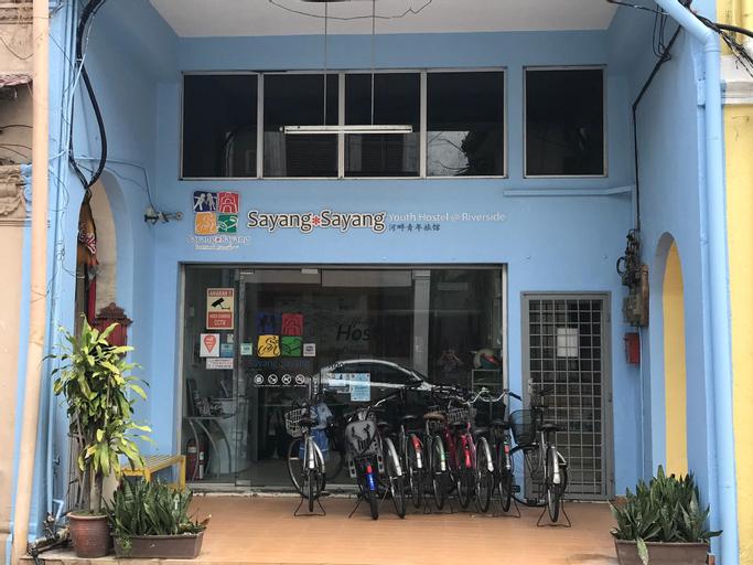Sayang Sayang Youth Hostel Riverside, Kota Melaka