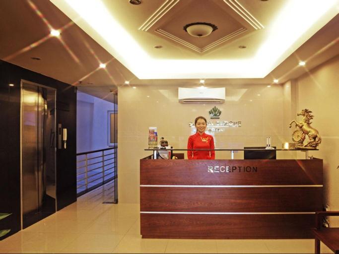 Saigon Europe Hotel & Spa, Quận 1
