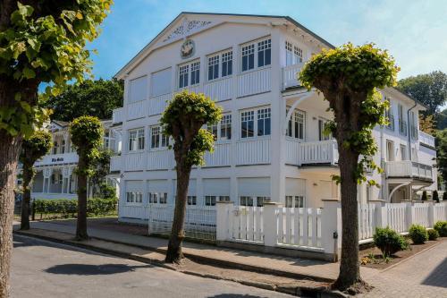 Villa Hansa am Kurpark by Meine Rugenferien, Vorpommern-Rügen