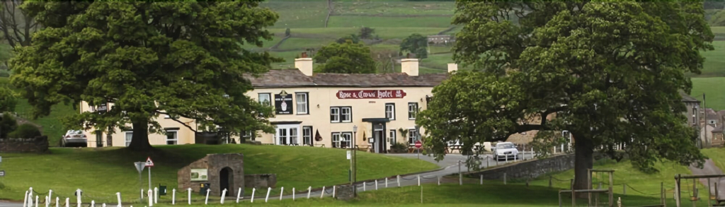 The Rose and Crown Hotel, North Yorkshire