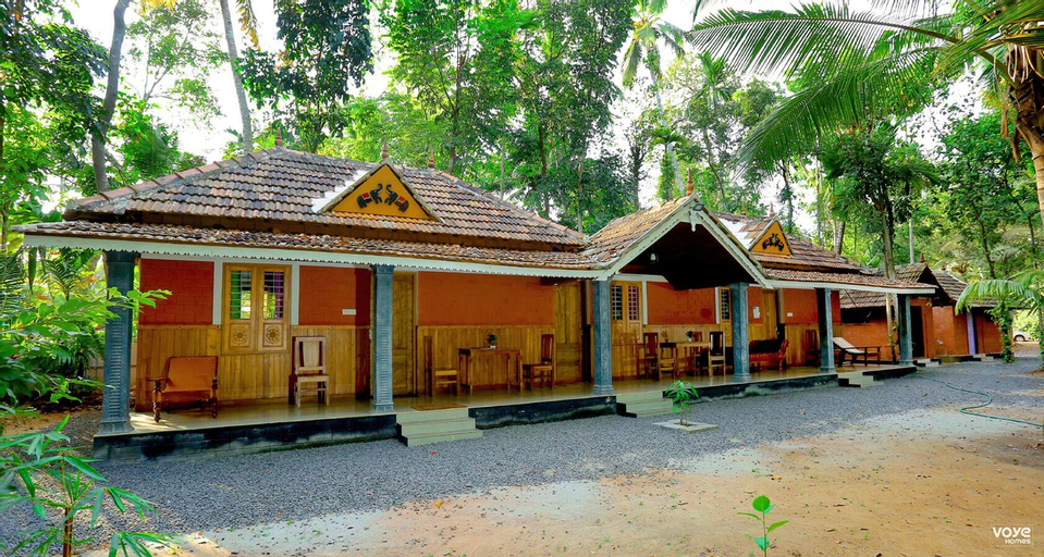 Heritage Cottages in the Banks of Kallada River, Kollam