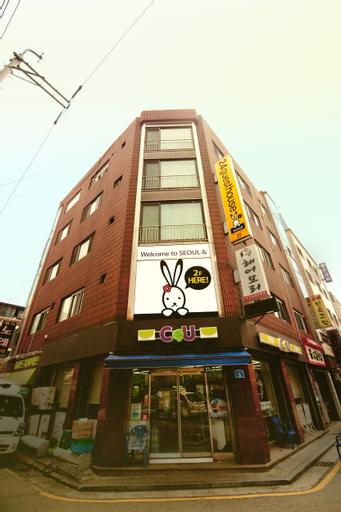 24 Guesthouse Seoul Jamsil, Gwang-jin