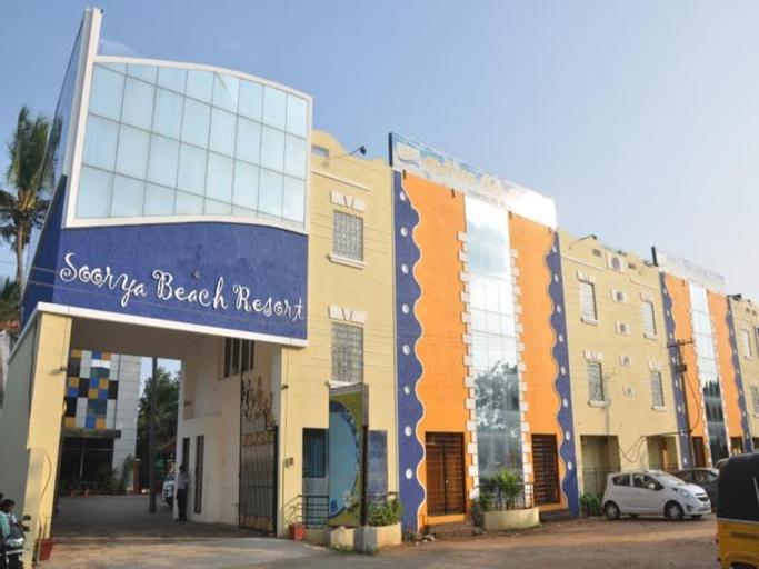 Soorya Beach Resort, Viluppuram