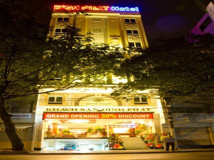 Dinh Phat Hotel, Quận 1