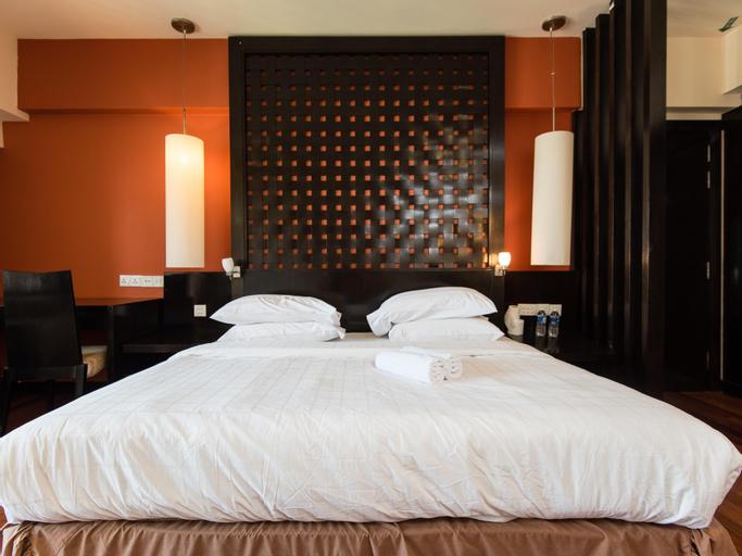 W Studio Resort Suites at Pyramid Tower, Kuala Lumpur