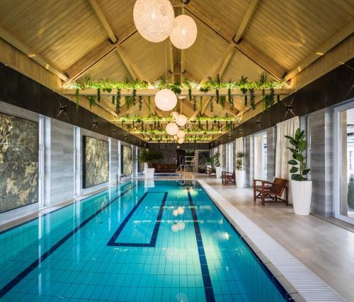 Hotel Bodrog Wellness & Elix Spa, Sárospatak
