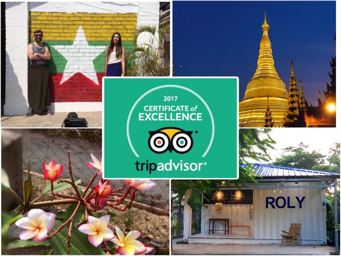 Roly's Hostel, Yangon-E