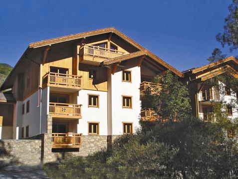 Résidence Lagrange Vacances le Hameau du Rocher Blanc, Hautes-Alpes