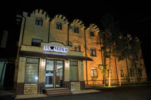 DIAMOND TASHKENT HOTEL, Tashkent City