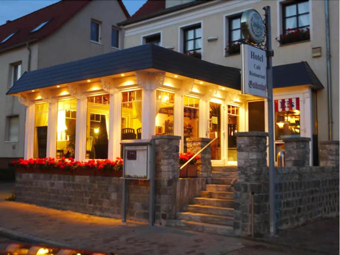 Hotel Guldenhof, Halle (Saale)