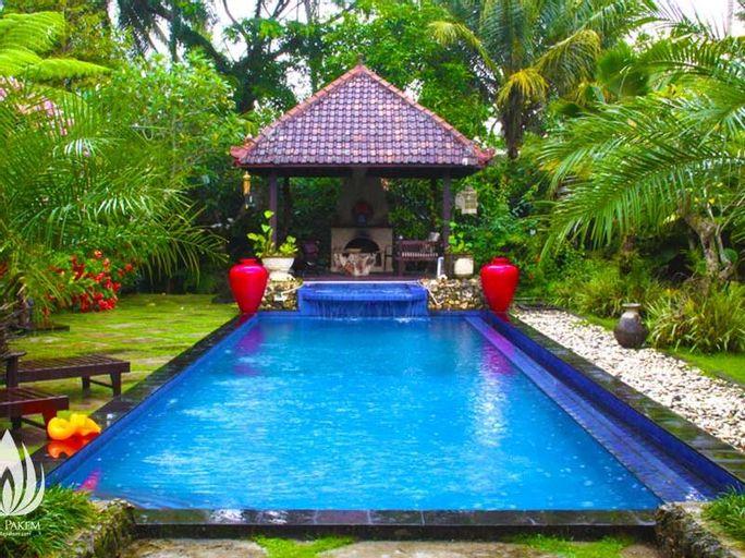 Villa Pakem Yogyakarta, Sleman