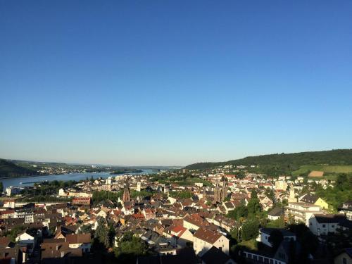Panorama Apartment, Mainz-Bingen