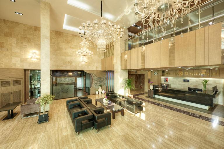 Gyeongju Tourist Hotel GG, Gyeongju