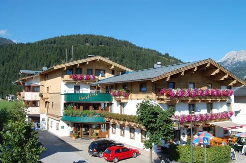 Hotel Edelweiss, Kitzbühel