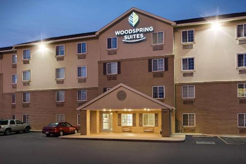 WoodSpring Suites Fort Worth Fossil Creek, Tarrant