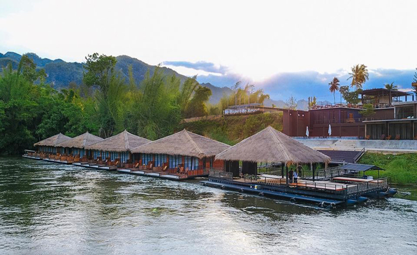 The River Life Resort, Sai Yok