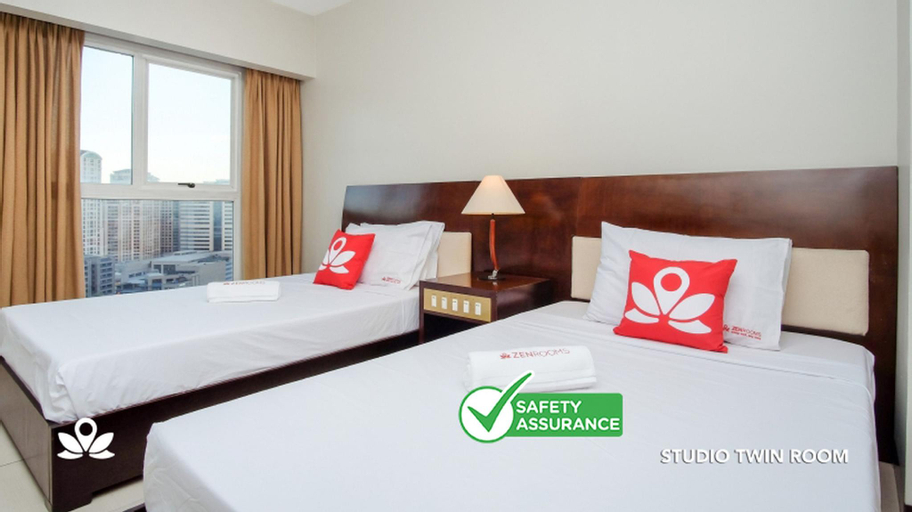 ZEN Rooms at Millenia Tower Ortigas, Pasig City
