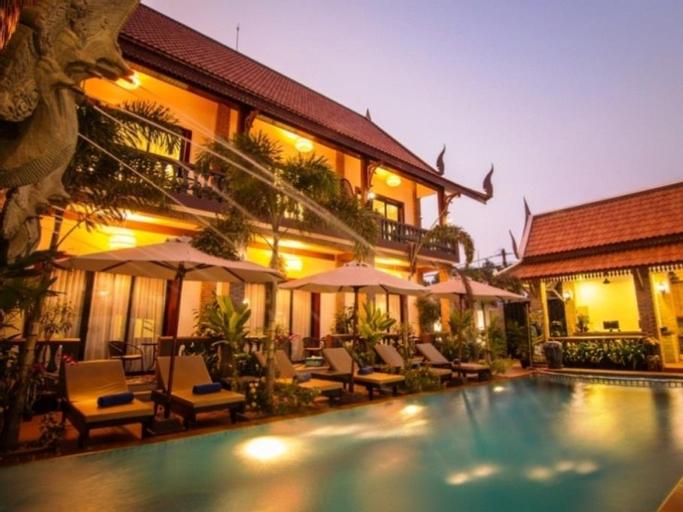 Kralanh Pool Villa, Siem Reab