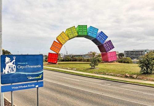 Panorama View Organic, East Fremantle