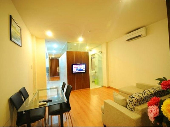 Lucky Residence Suites, Quận 3