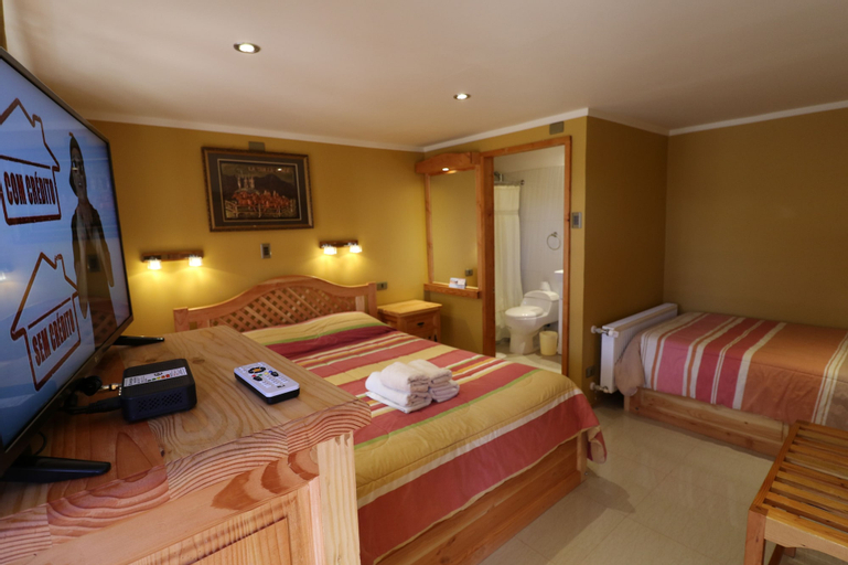 Hotel Corvatsch, El Loa
