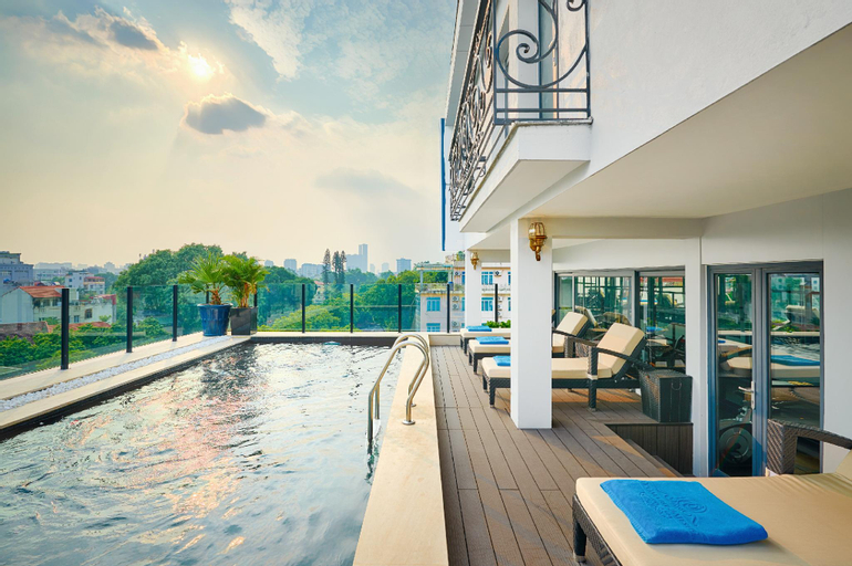 Ogallery Majestic Hotel and Spa, Hoàn Kiếm