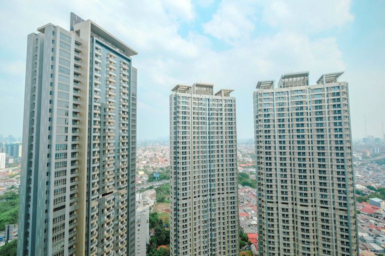 Minimalist Studio Apartment @ Taman Anggrek Residence, West Jakarta