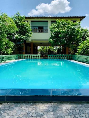 Villa Campestre Sandoval. Piscina Priv, Rio 3 min., Bonao