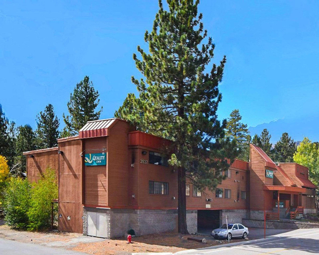 Quality Inn Mammoth Lakes, Mono