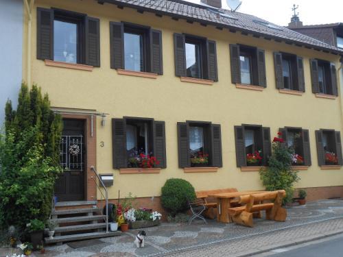 Gastehaus Schu, St. Wendel