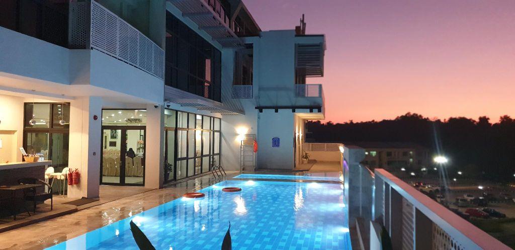 Wafa Hotel and Apartment, Gadong