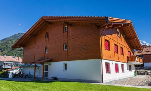Chalet Gousweid- Jungfrau Apartment, Interlaken