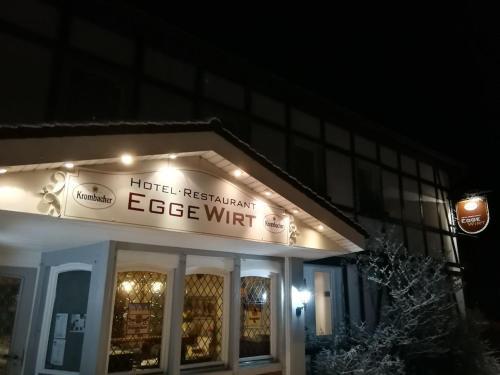 Hotel Egge Wirt, Höxter