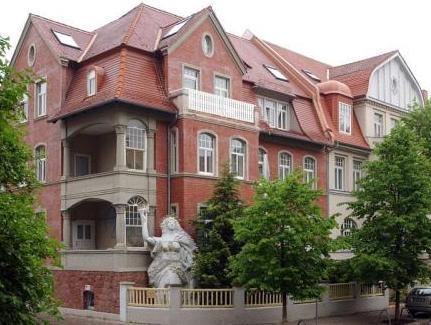 Apart Hotel Halle, Halle (Saale)