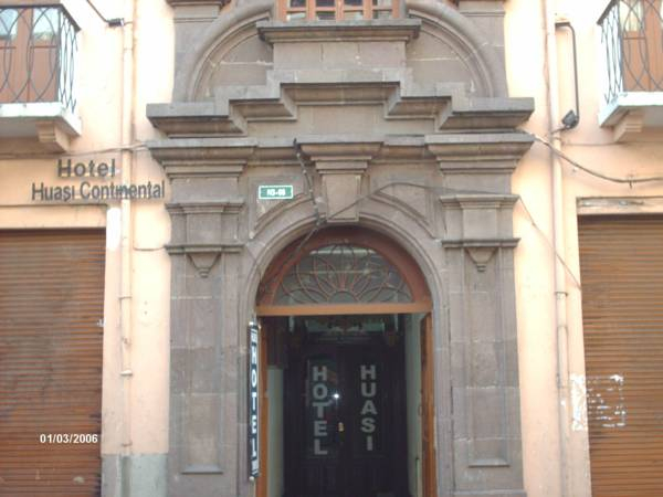 Huasi Continental, Quito